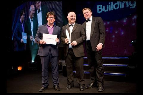Contractor of the Year, (more than £300m turnover): Wates